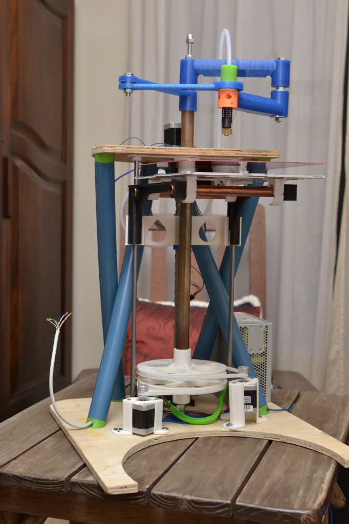 Reprap morgan 3d printer plans released 3d printer plans 3d printer plan