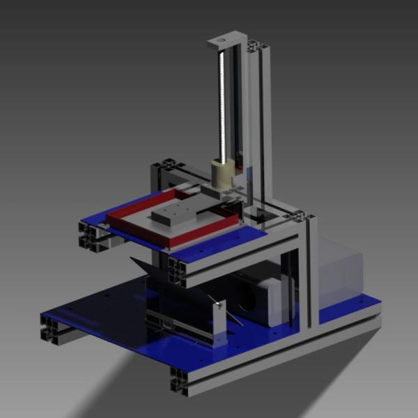 Open Source High Resolution 3d Dlp Printer 3d Printer Plans