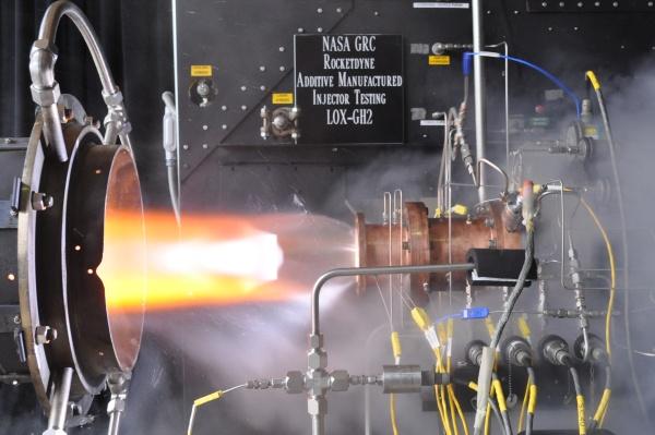 Image courtesy of NASA Glenn Research Center - http://www.nasa.gov/