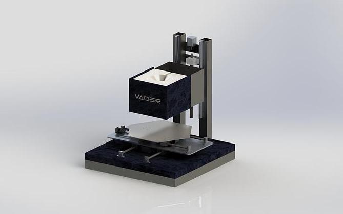 Vader Systems Developing Molten Metal 3d Printer 3d