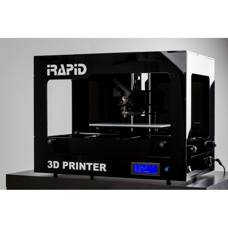 New black irapid 3d printer launched 3d printer plans 3d printer plan