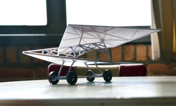 The Glider by Kaleidoscope Design