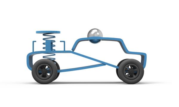 Beyond Design_IDSA 3D Printed Car by Patrick Nally