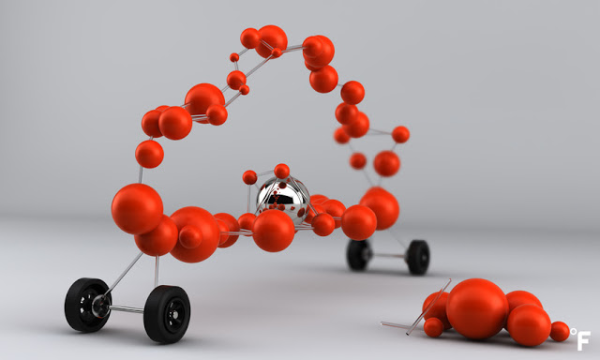 Ballona Car By Reut Kovetz of Fahrenheit Design