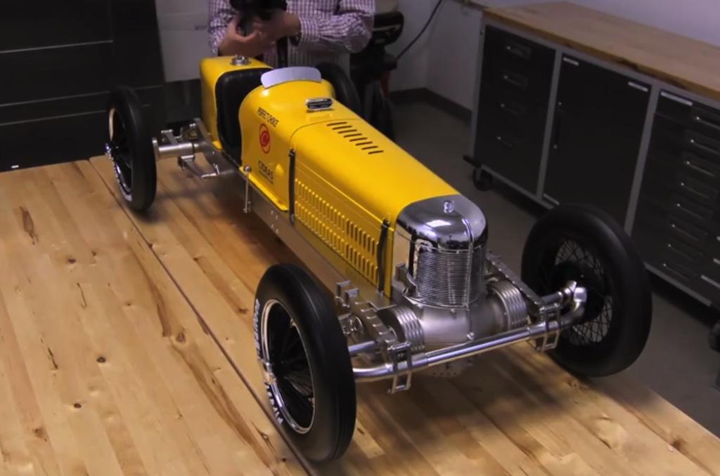 3D Printed 1927 Miller 91
