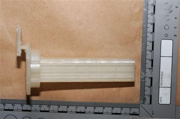 3d printed gun raid uk2