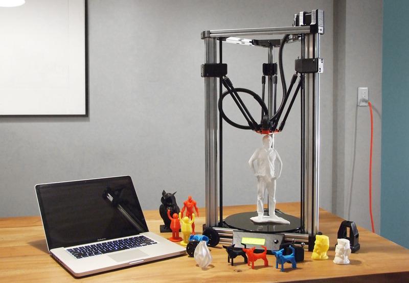 ATOM 3D Printer Taiwan 2