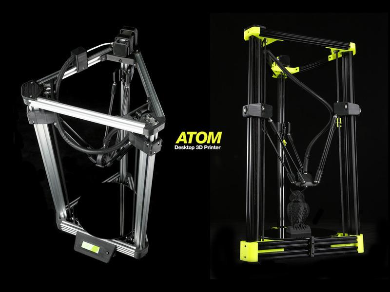 ATOM 3D Printer Taiwan