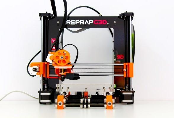 October 2013 3d Printer Plans