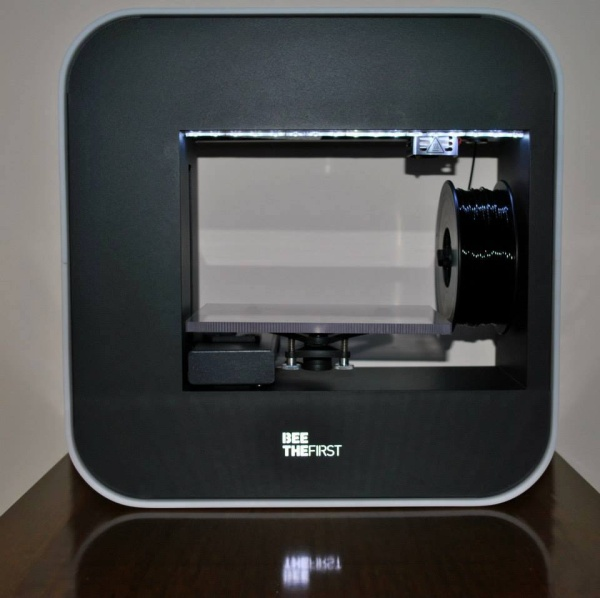 Beethefirst 3d printer launched first printer from for 3d printer plan