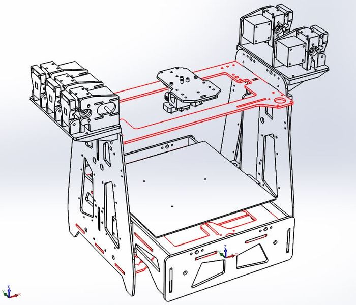 Ord solutions reaches crowdfunding goal for five extrusion 3d printer plan