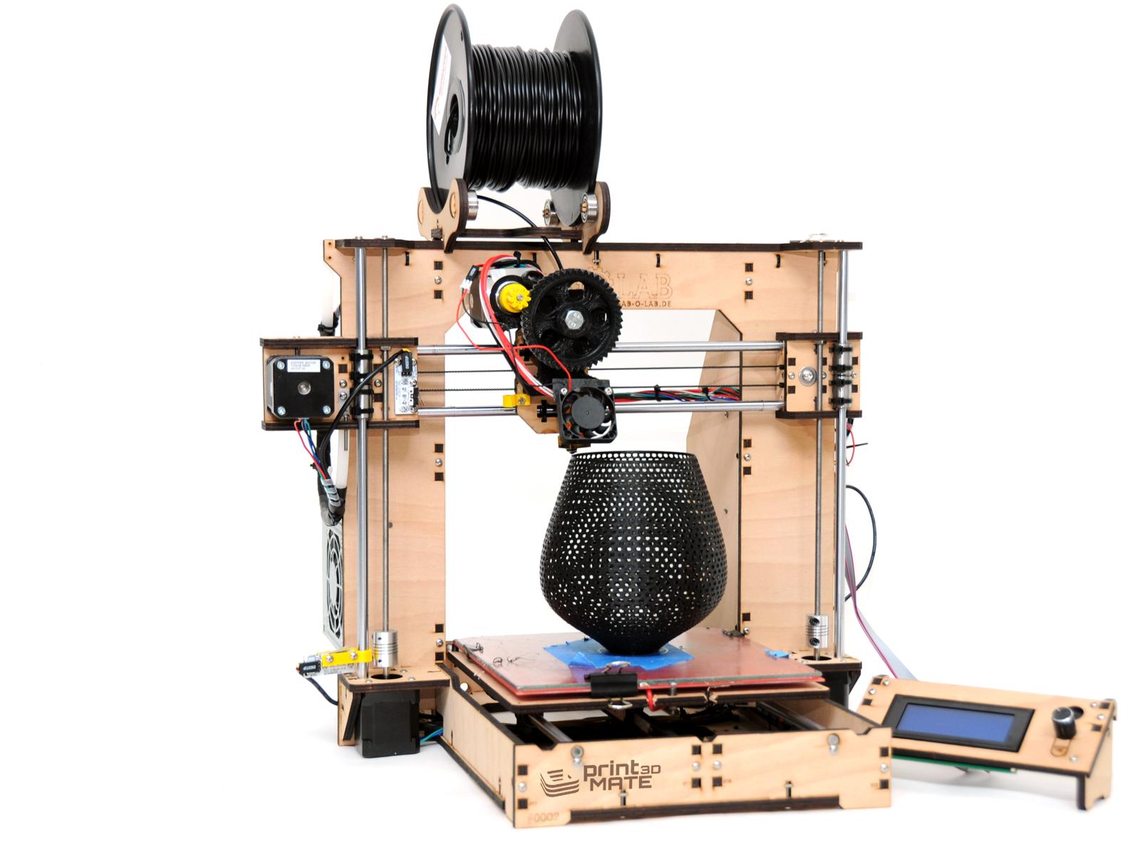 Igo3d Printmate 3d Collaborate To Launch Printmate 3d
