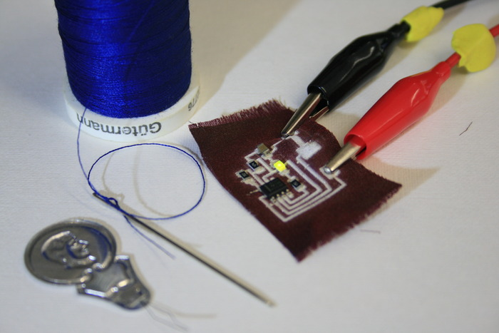 Cartesian Co circuit 3D printer 3