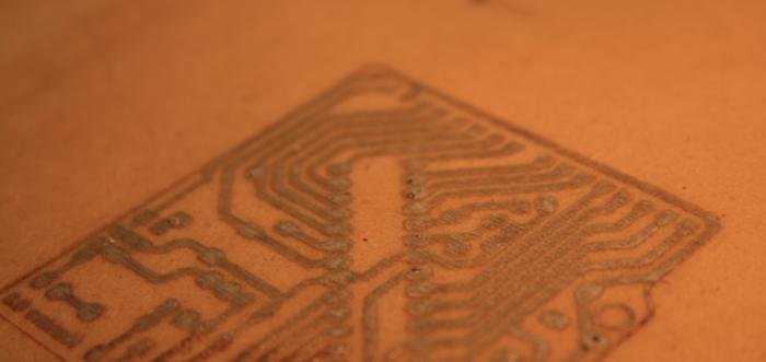 Cartesian Co circuit 3D printer 5
