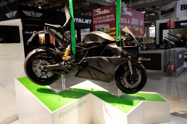 Energica_Ego_prototype-3D Printed Superbike 2