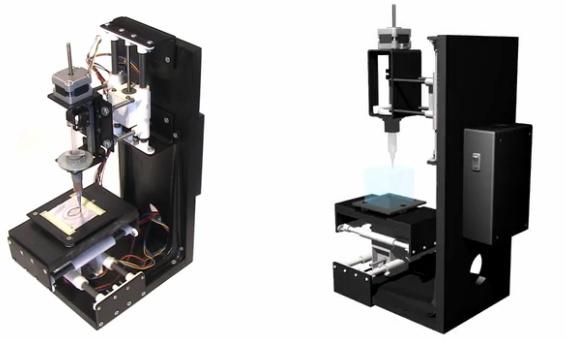 Mini Metal Maker Metal Clay 3D Printer 3
