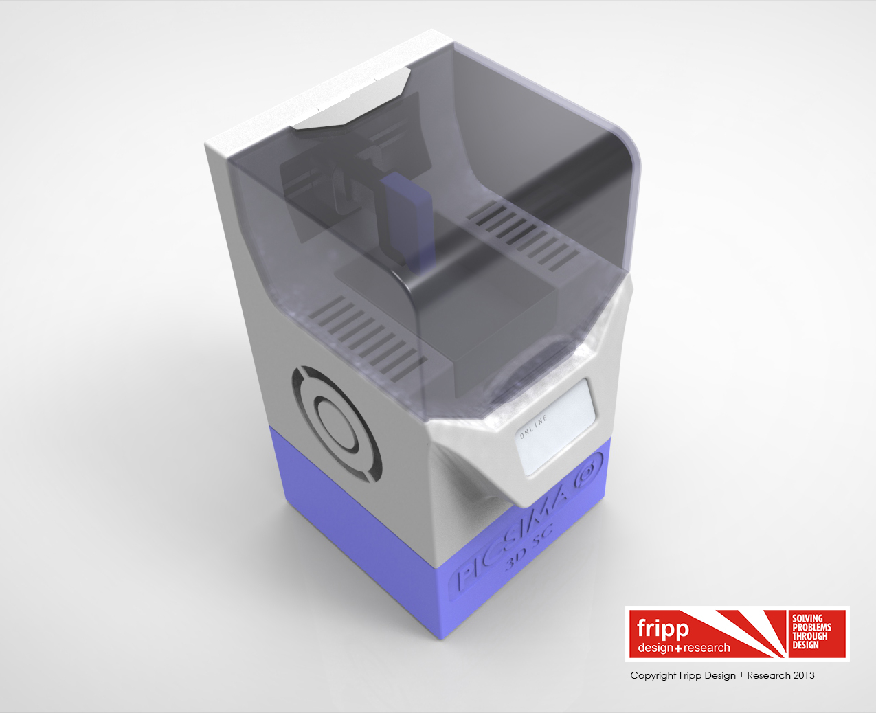 Fripp Design Launching Full Colour Silicone 3d Printer