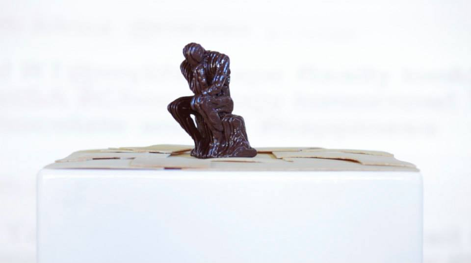 The Thinker by Adrien Dawans / Credit: Fouche & KitKat