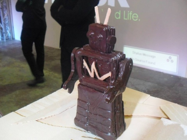 Chocobot 3000 by Joey Hi-Fi / Credit: Fouche & KitKat