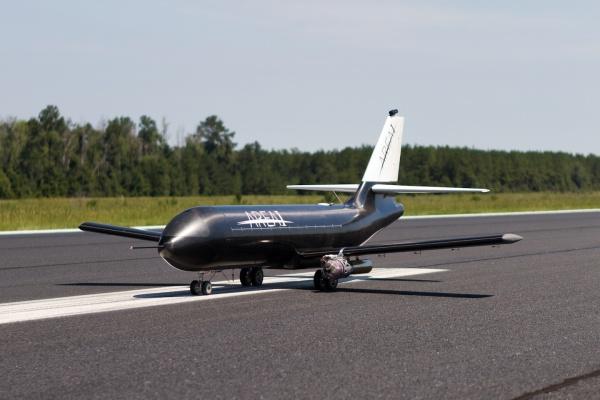 3D Printed 737 UAV