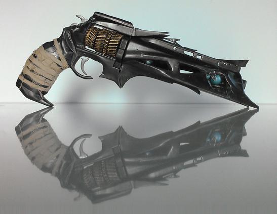 3D Printed Destiny Gun Thorn 4