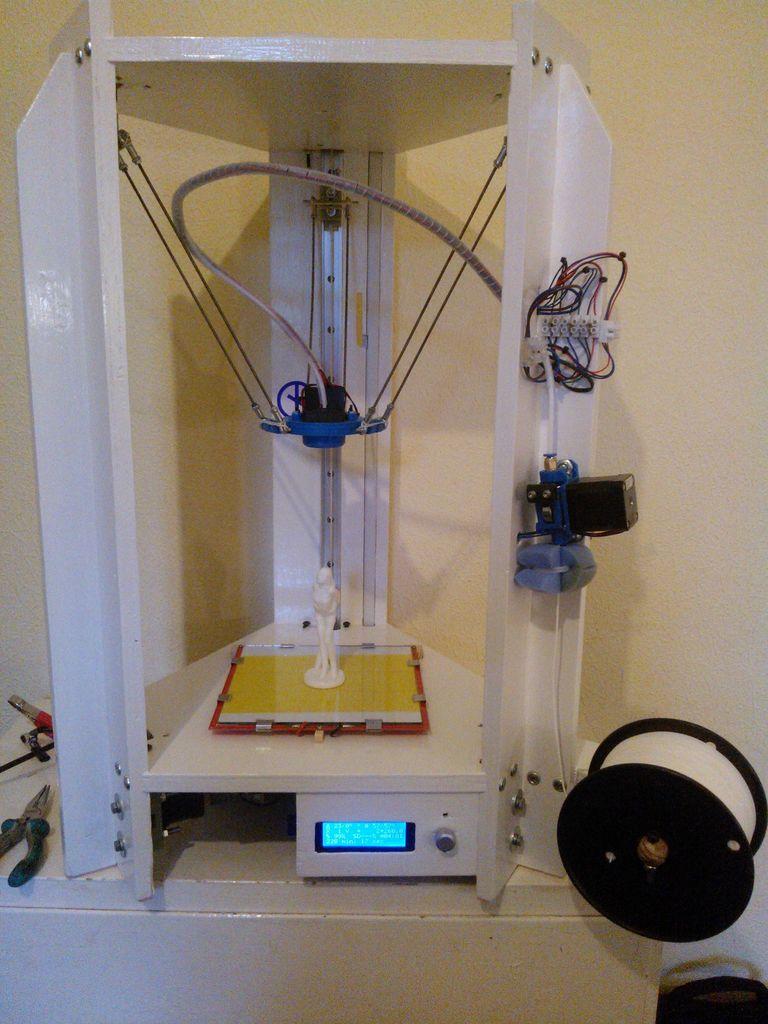 DeltaTrix Delta 3D Printer 2