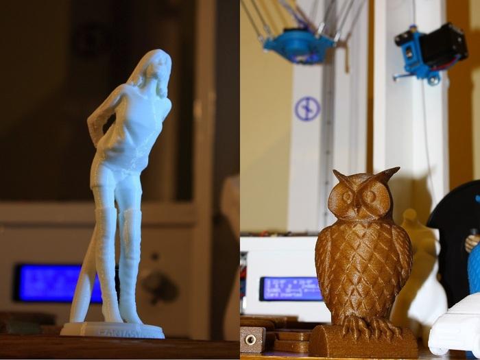 DeltaTrix Delta 3D Printer Kickstarter 5