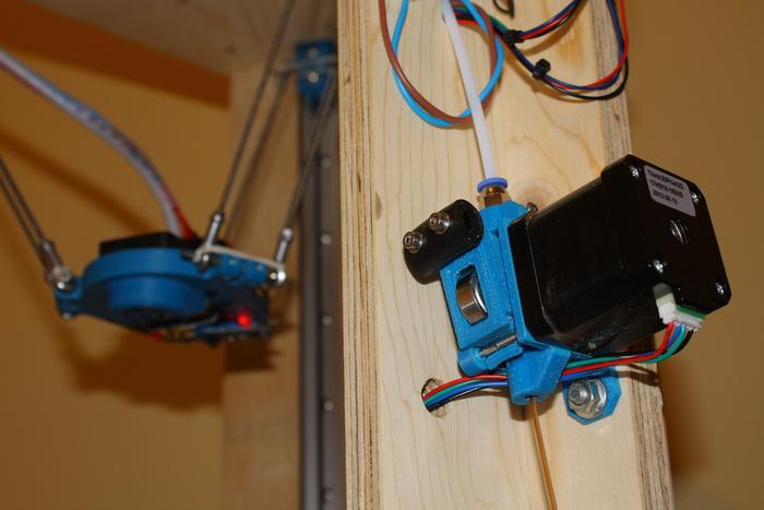 DeltaTrix Delta 3D Printer Kickstarter