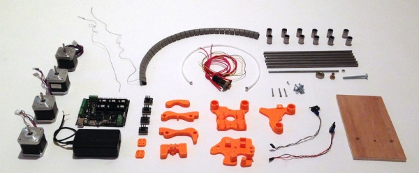 Smartrap simple 3d printer 2