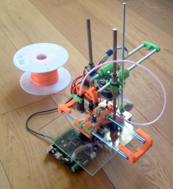 Github 3d printer plans for 3d printer plan
