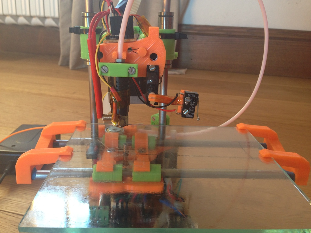 Smartrap simple 3d printer