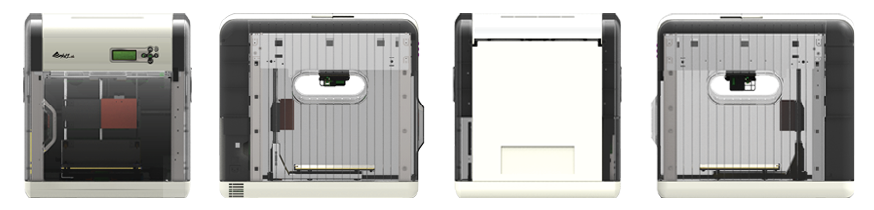 da Vinci 1.0 3D Printer 2