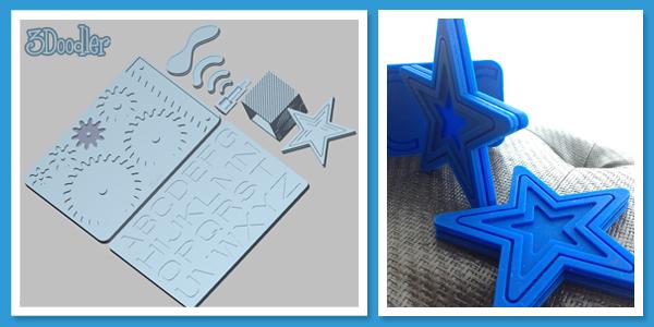 3Doodler Assesories 3