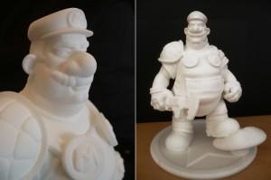 3D Printed Mario