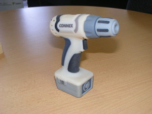 3D Prototyping - Power drill