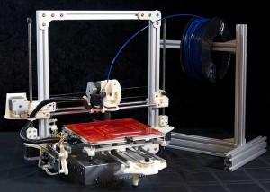 The Bukobot Reprap 3D Printer