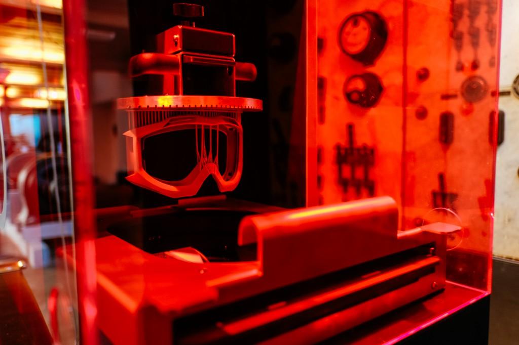 XFAB-SLA 3D Printer 2