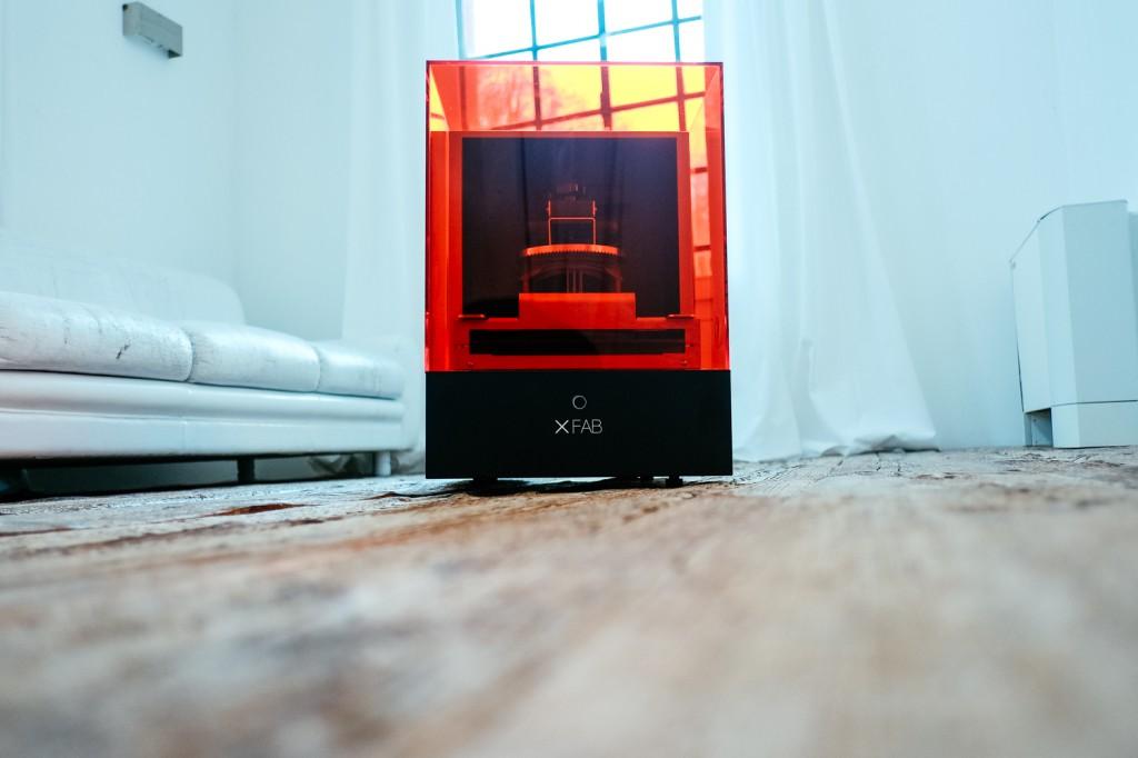 XFAB-SLA 3D Printer