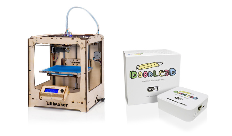 Doodle3D Ultimaker Bundle 2