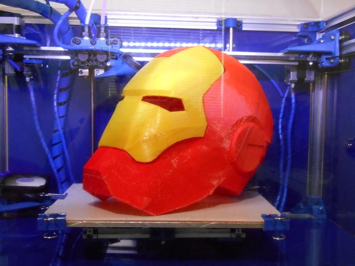Lathon dual nozzle 3D Printer 3