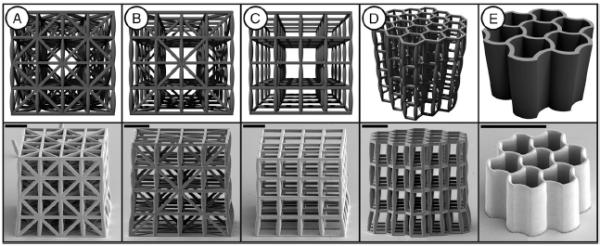 Lightweight 3D Printed Material 2