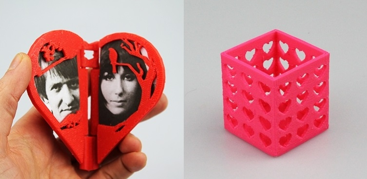 My Mini Factory Valentines Contest 2
