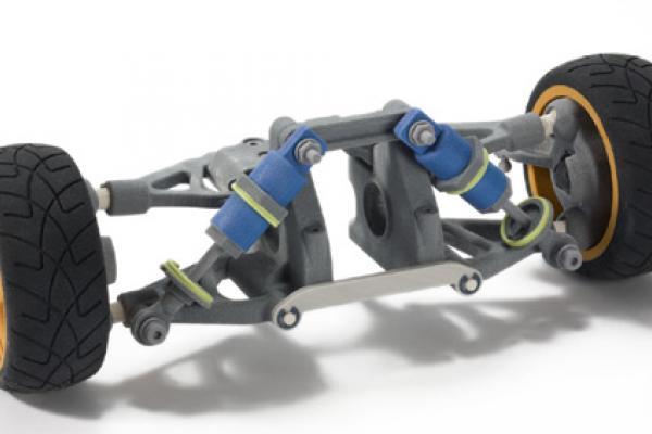 3d printed suspension