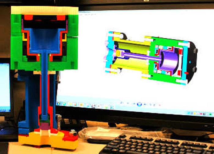 ITER 3D Printing