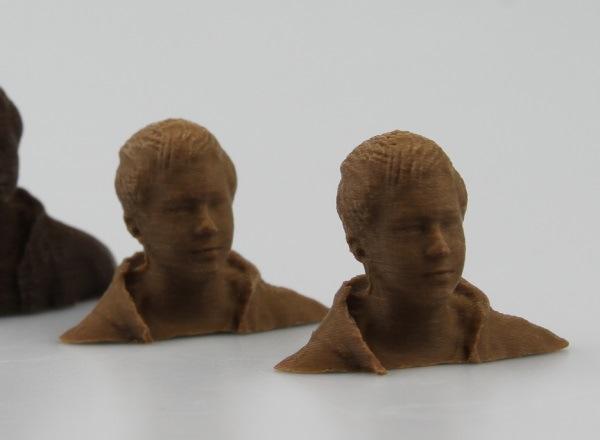 iMaker 3D Printed Chocolate 2