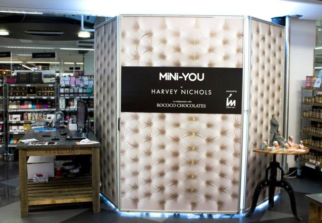 iMaker 3D Printed Chocolate