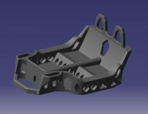 Local Motors ORNL 3D Printed Car 3