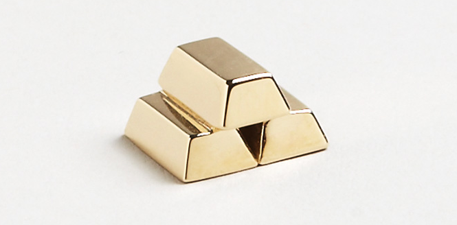 Shapeways 14K Gold Material 2