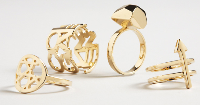 Shapeways 14K Gold Material