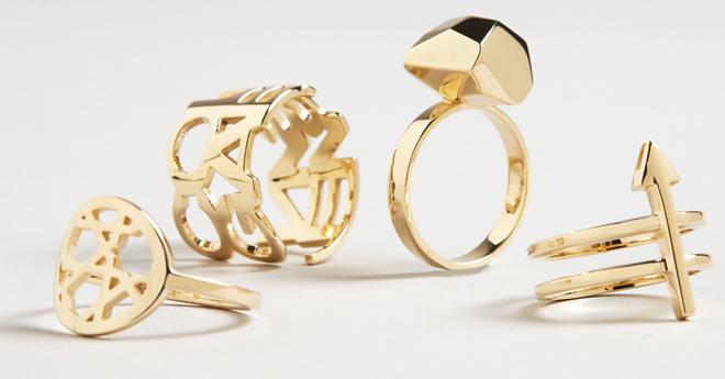 Shapeways 14K Gold Material